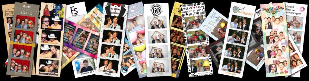 Fab Fotobooth - fotozuil voor bruiloften, feesten, events